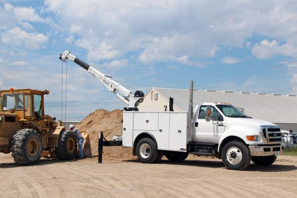 specifying a Truck Chassis