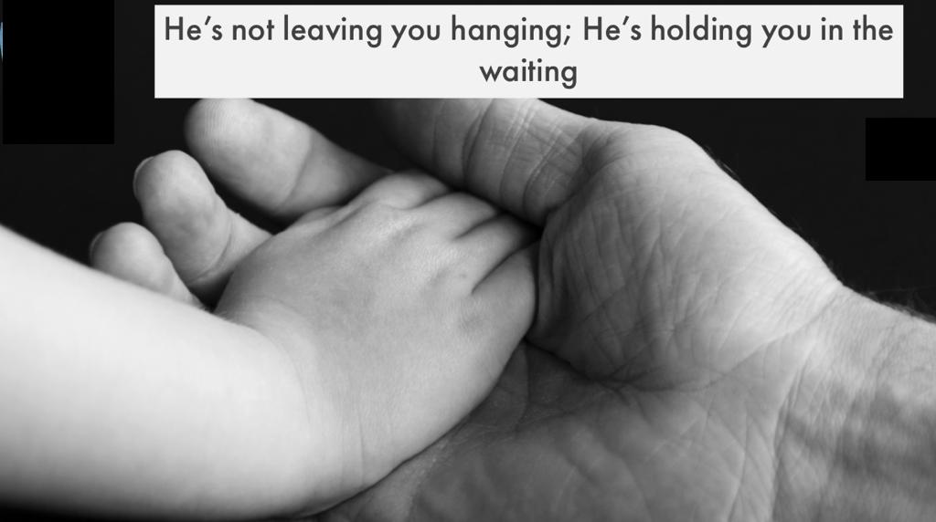 Leaving You Hanging