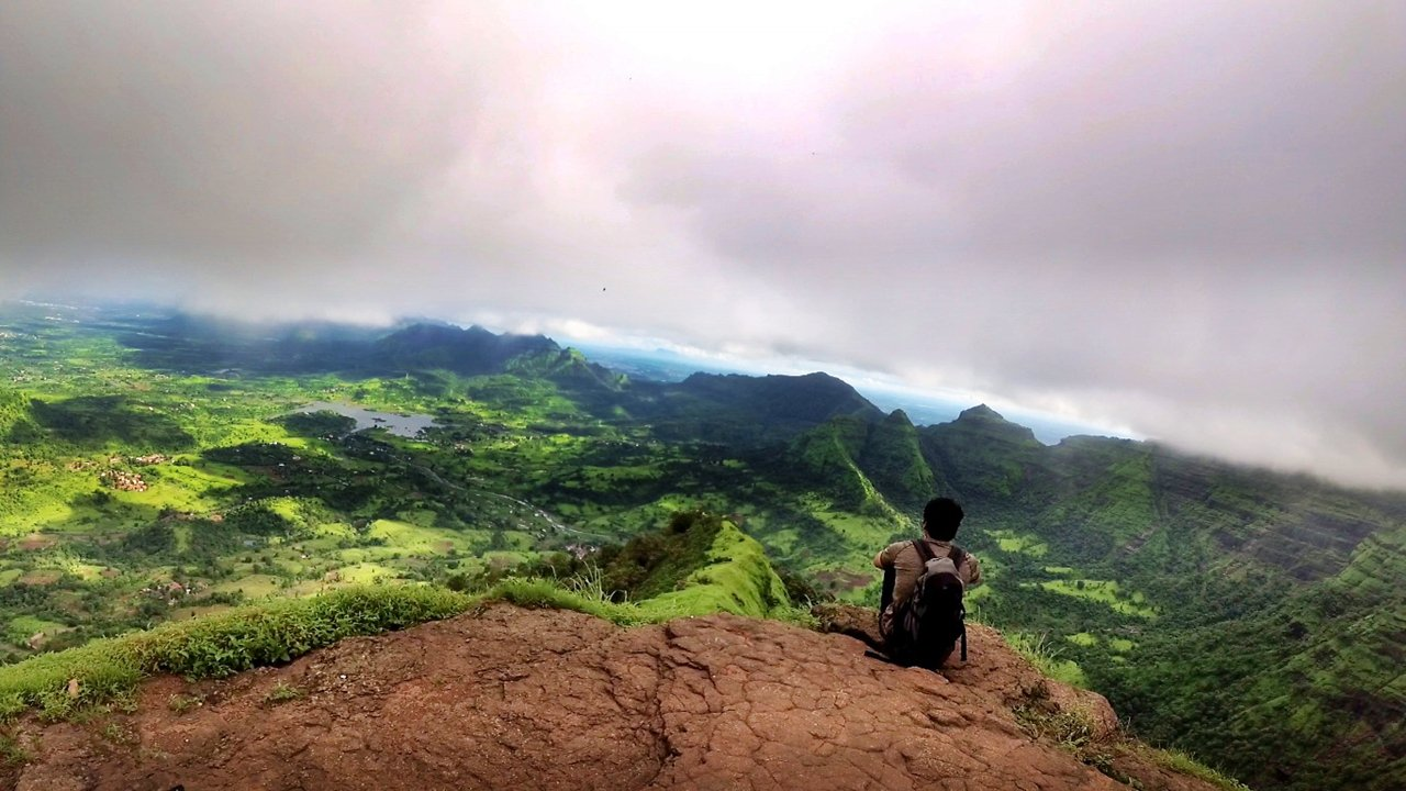 Matheran is a big trekking spot in India.