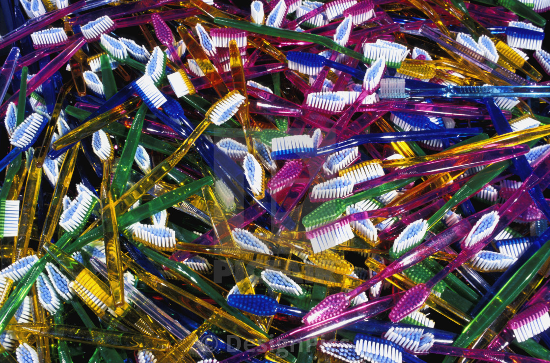 Plastic Toothbrushes