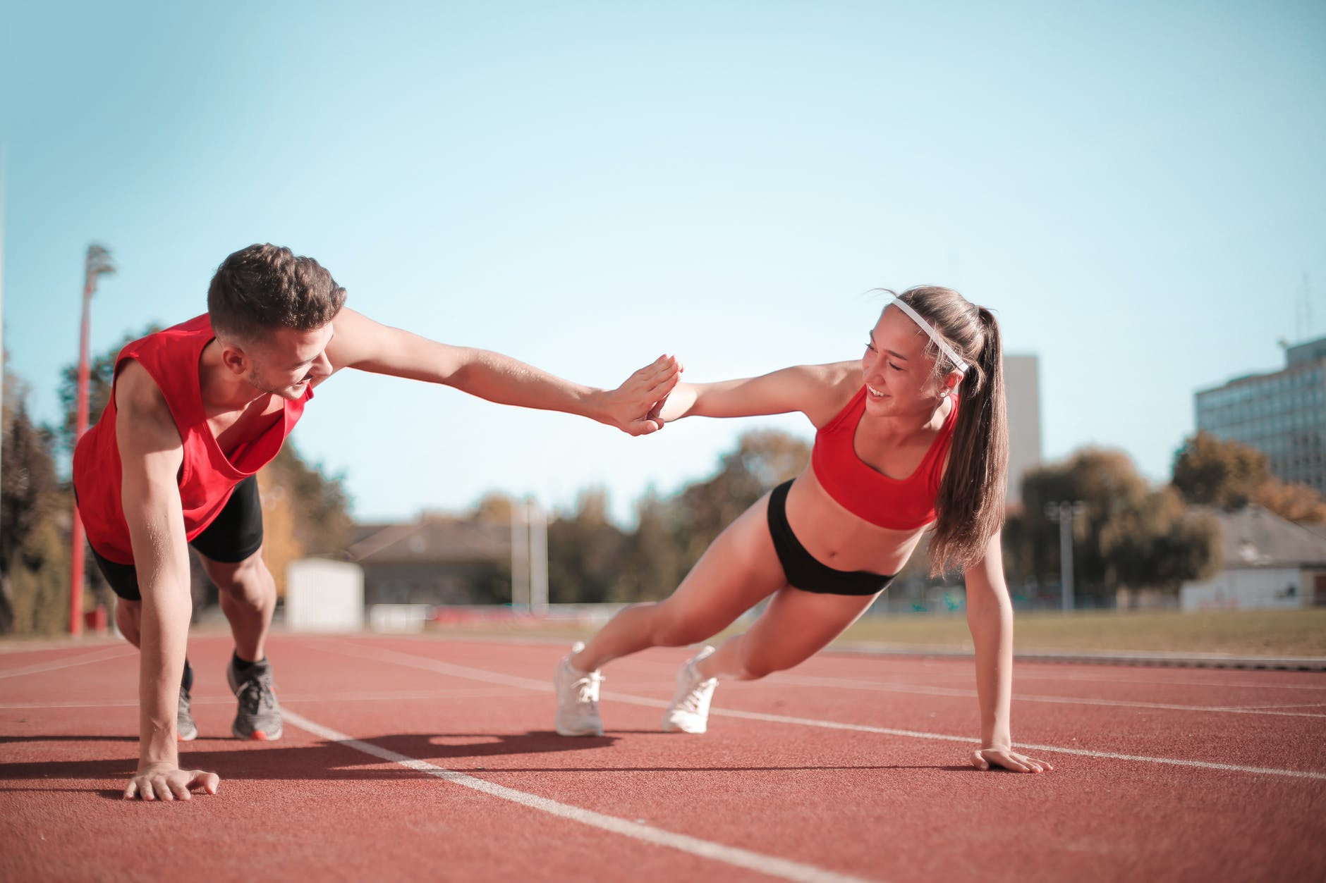 Sport Improve Health