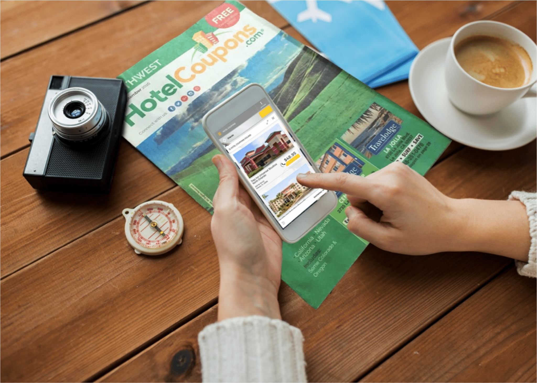 finding Hotel Online Coupons