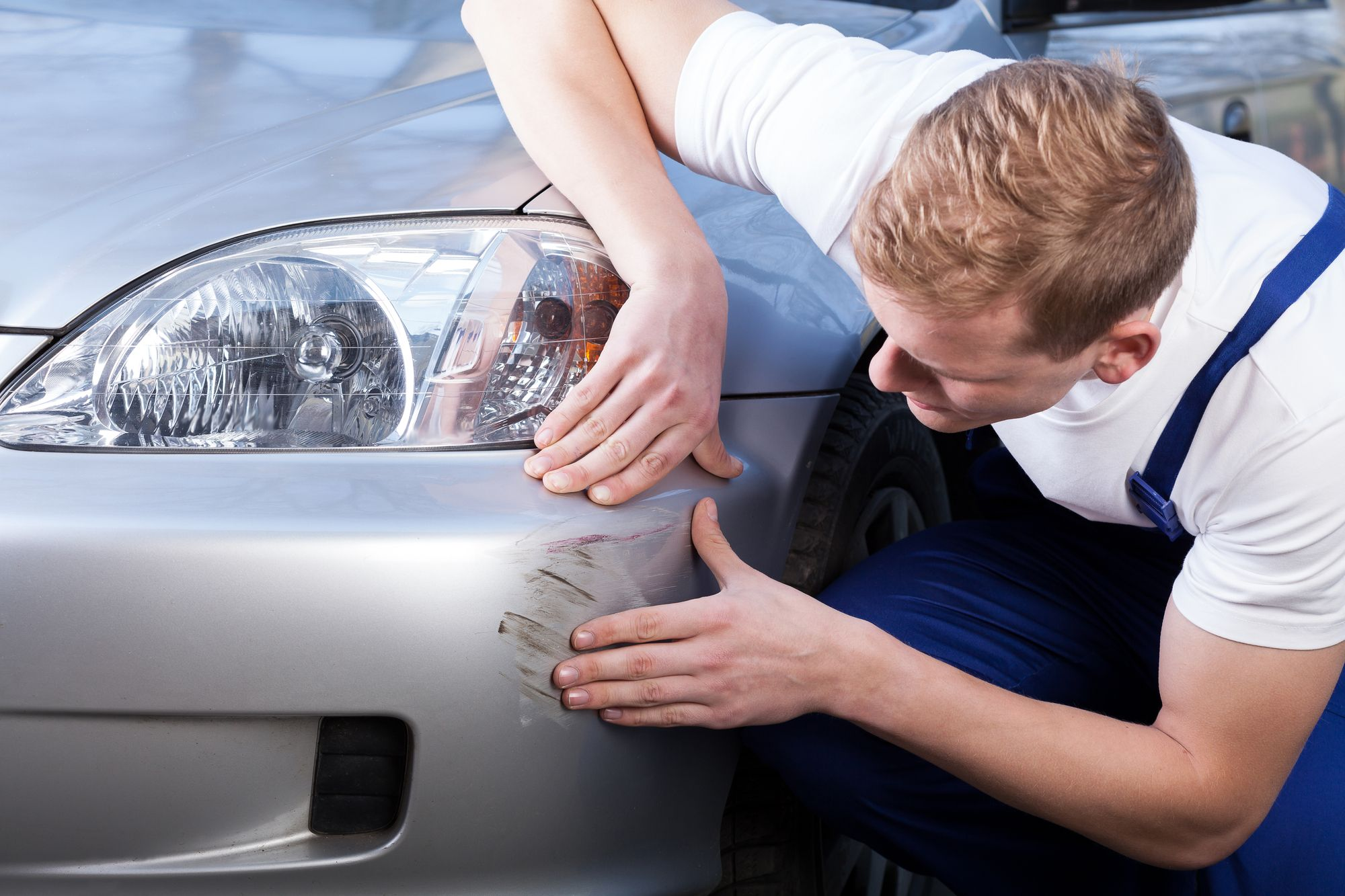 Different Types of Scratches You Can Find On Your Car
