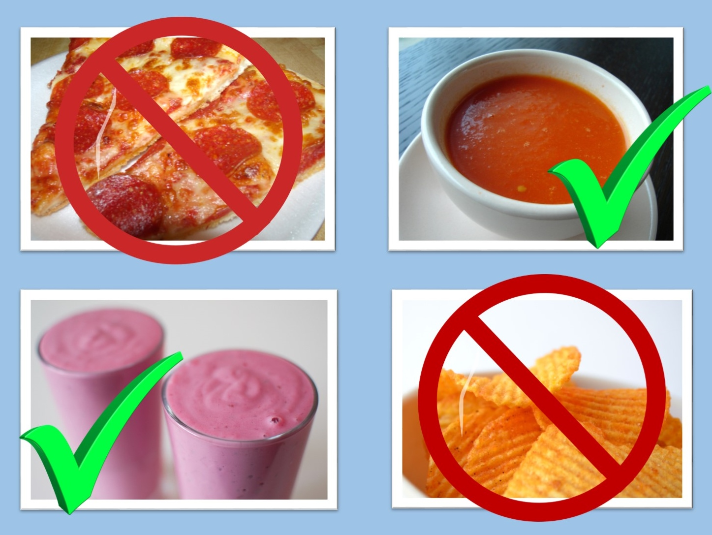 Eat And Not To Eat After Wisdom Tooth Removal