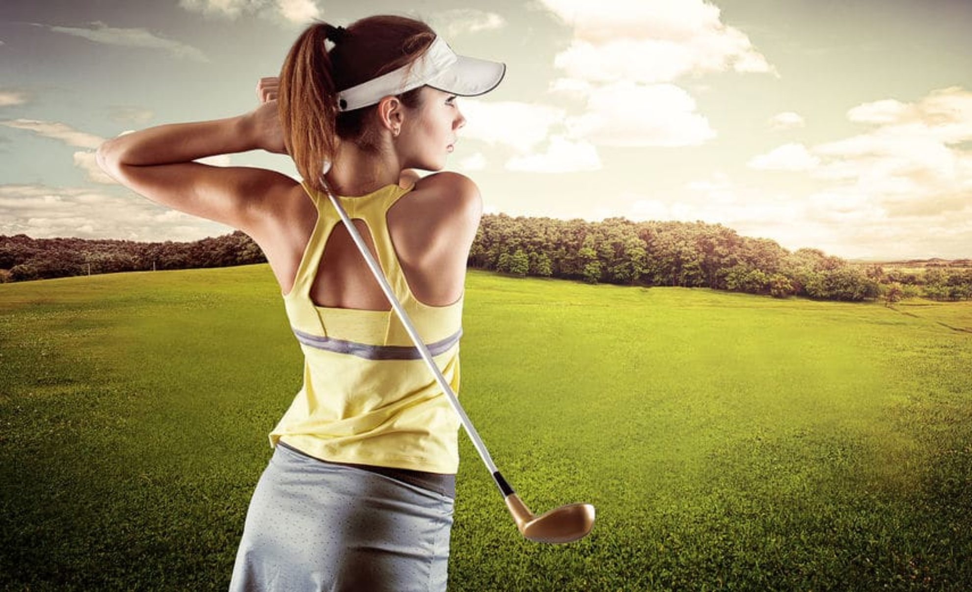 Golf Beginner take note