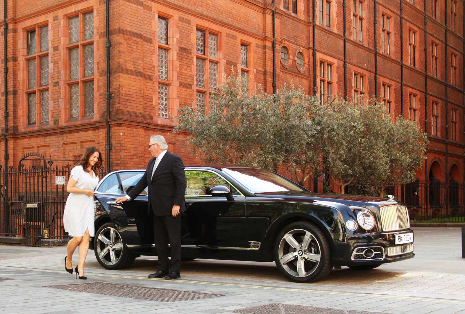 Chauffeurs Available Have an effect