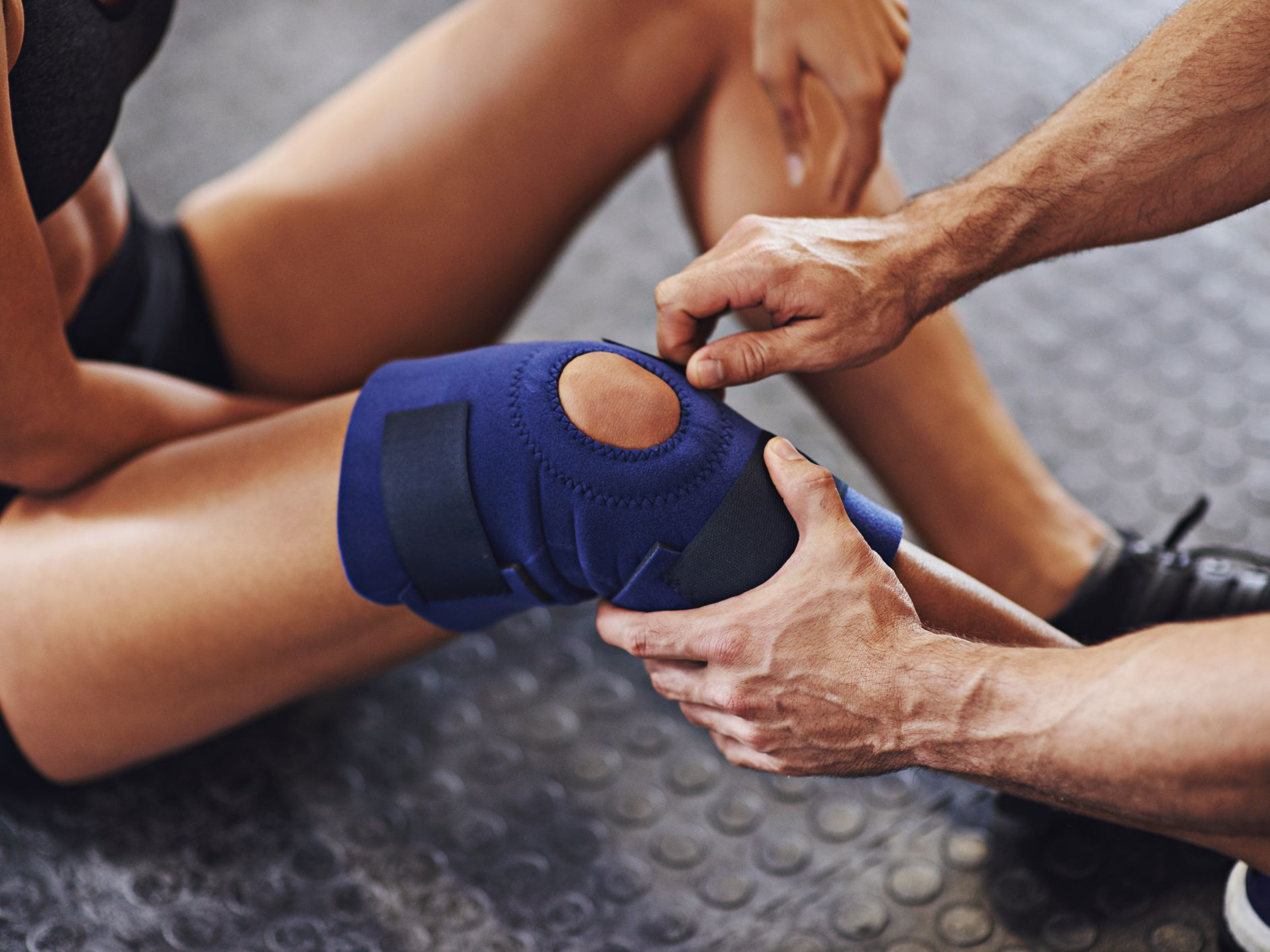 Sports And Exercise Injuries