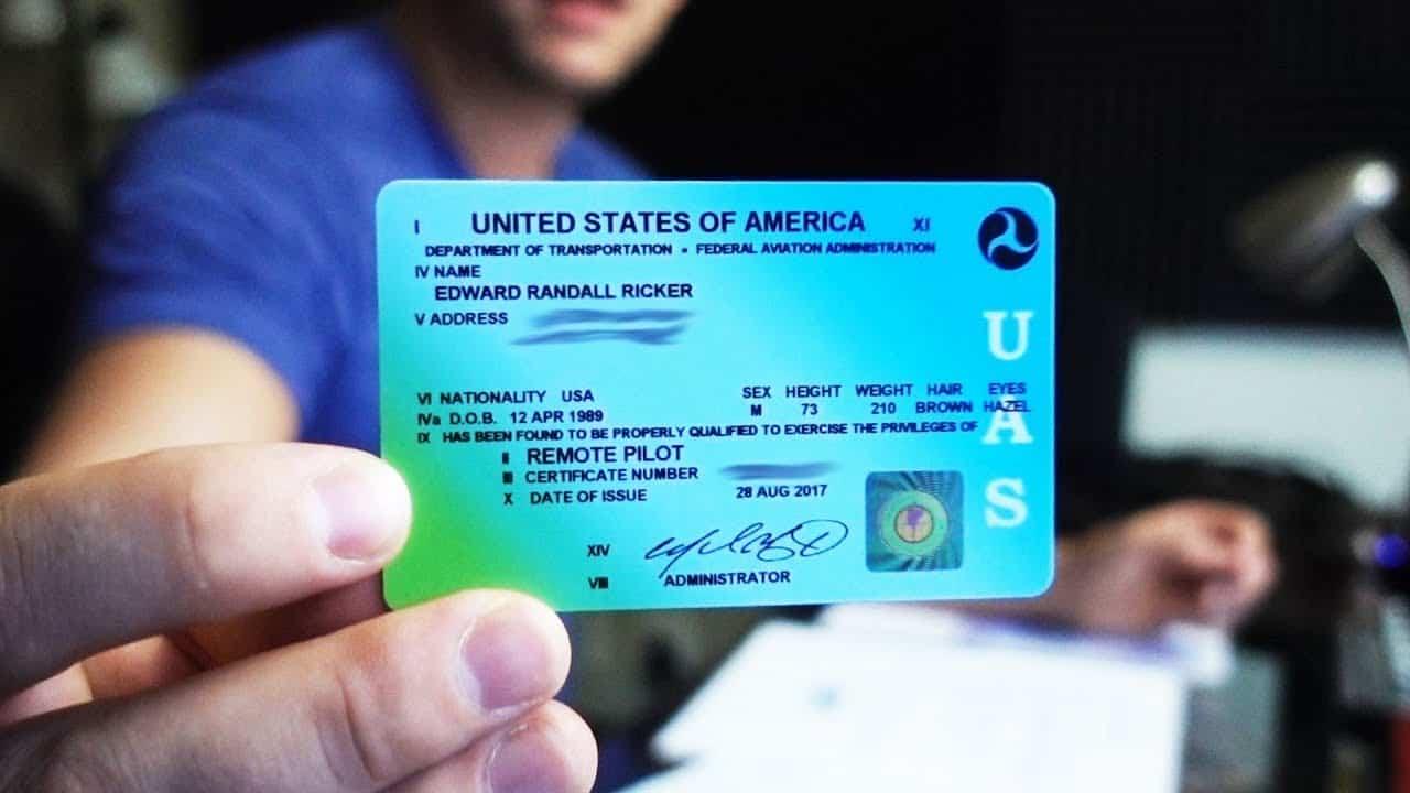 Recreational Pilot Certificate
