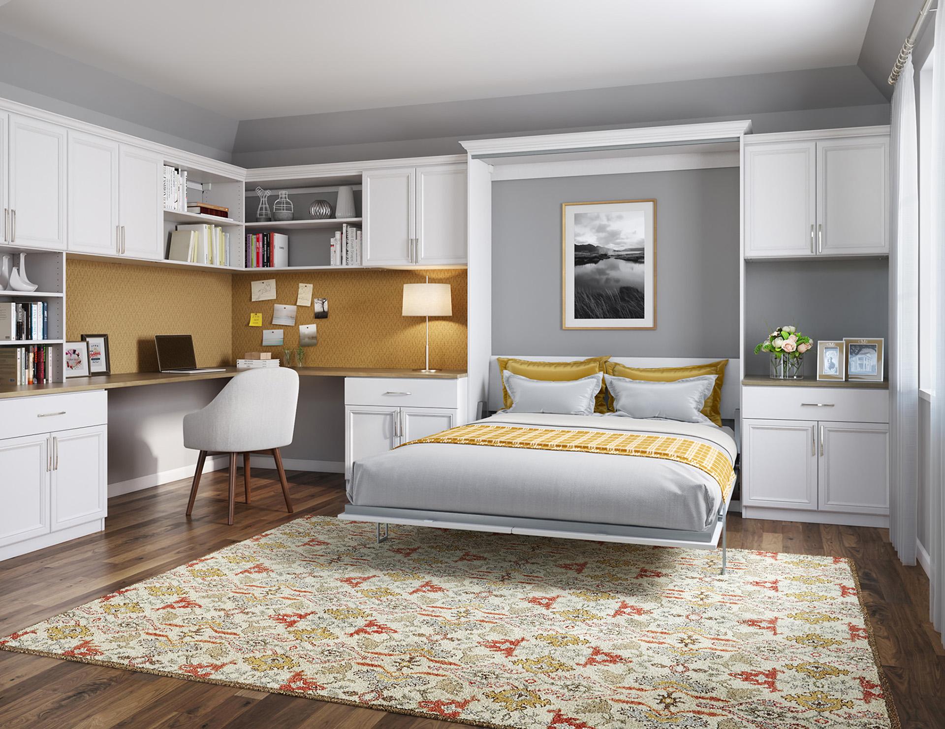 office guest bedroom