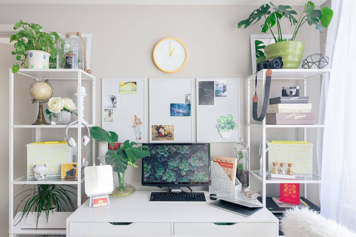 Boost Up Creativity In Your Home Office