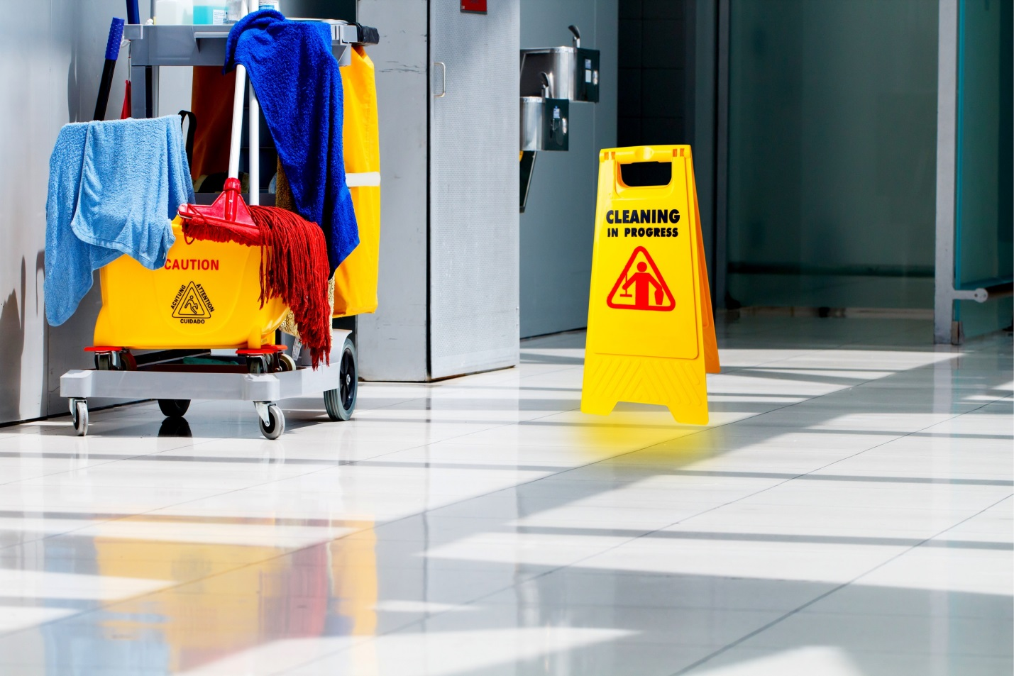 Hire Janitorial Services Savings