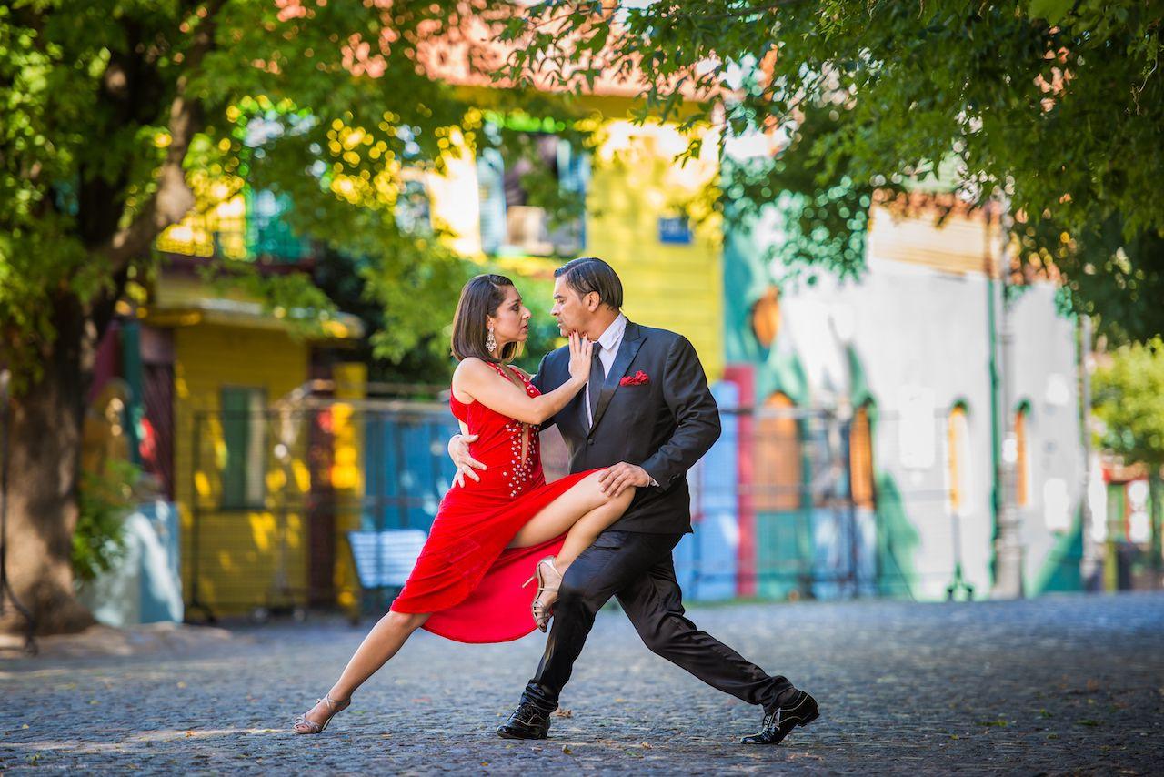 Tango as religion