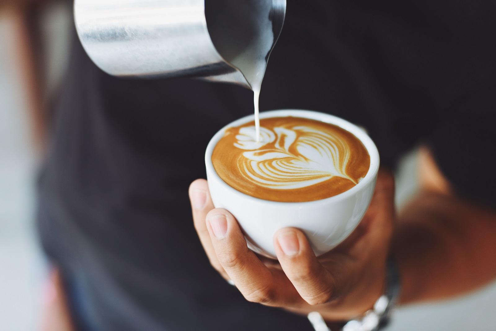 Swiss Coffee Scene