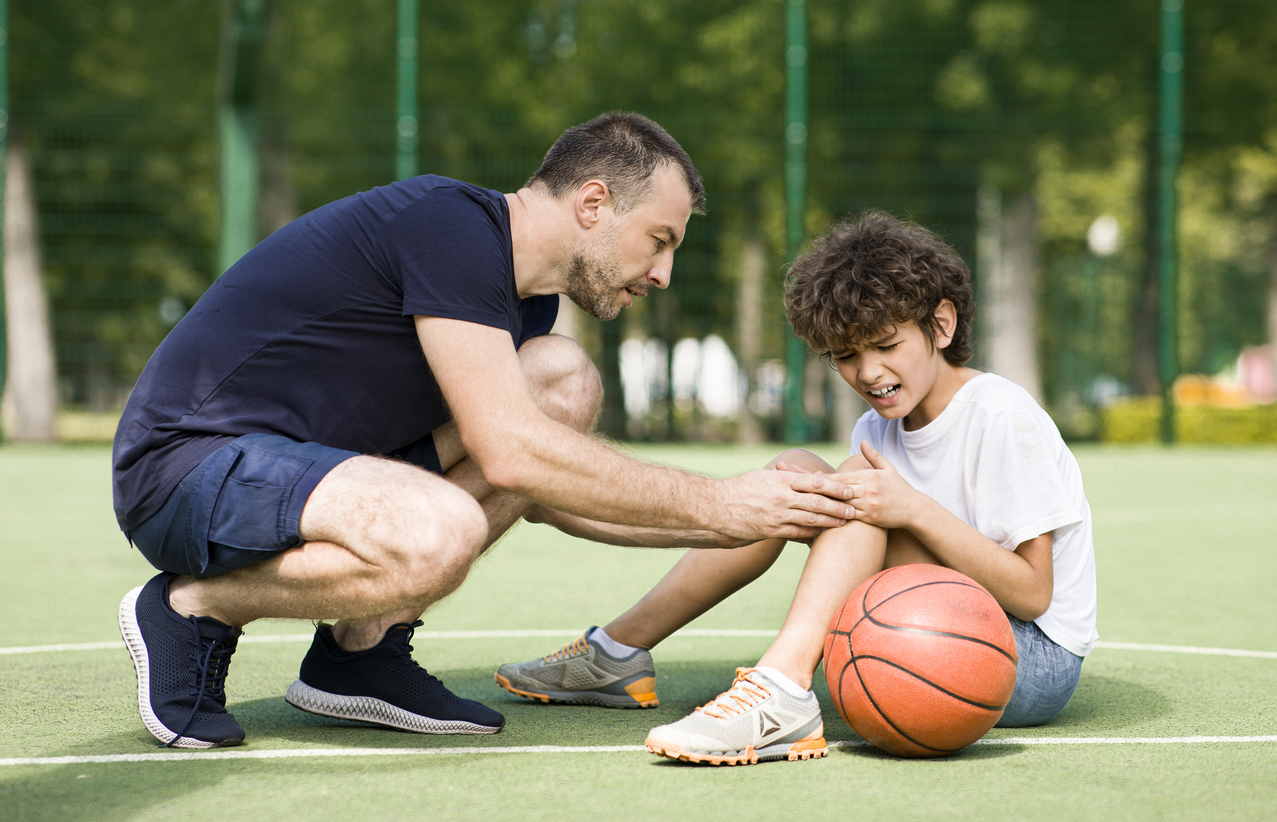 Athletes pain due to osteoarthritis